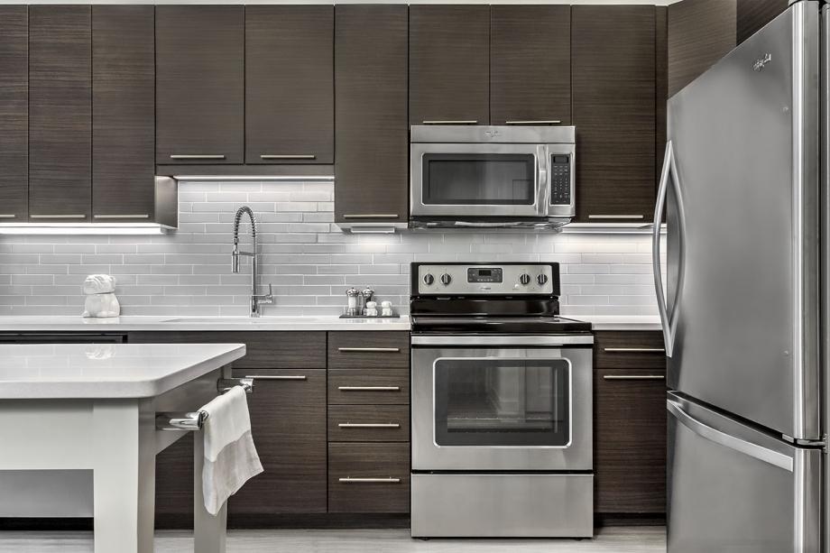 Camden Shady Grove kitchen