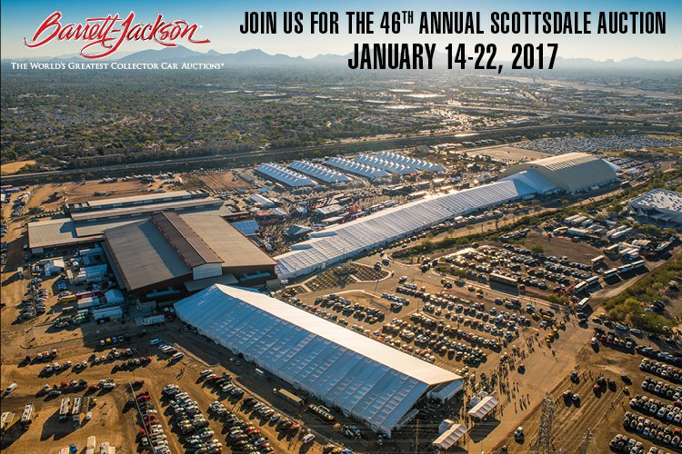 Barrett Jackson Car Auction