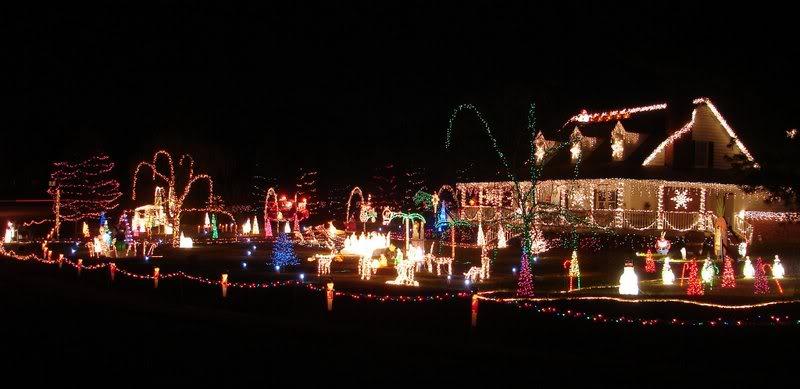 happyland christmas lights holiday light display
