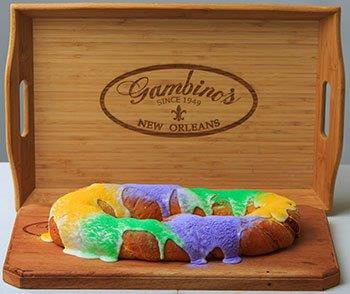 Top 3 Places To Order The Best King Cake For Mardi Gras