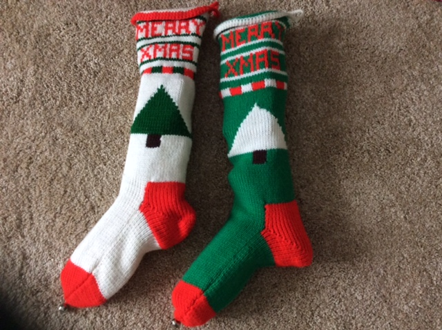 My Stockings from Grandma