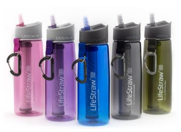 Life Straw Water Bottles
