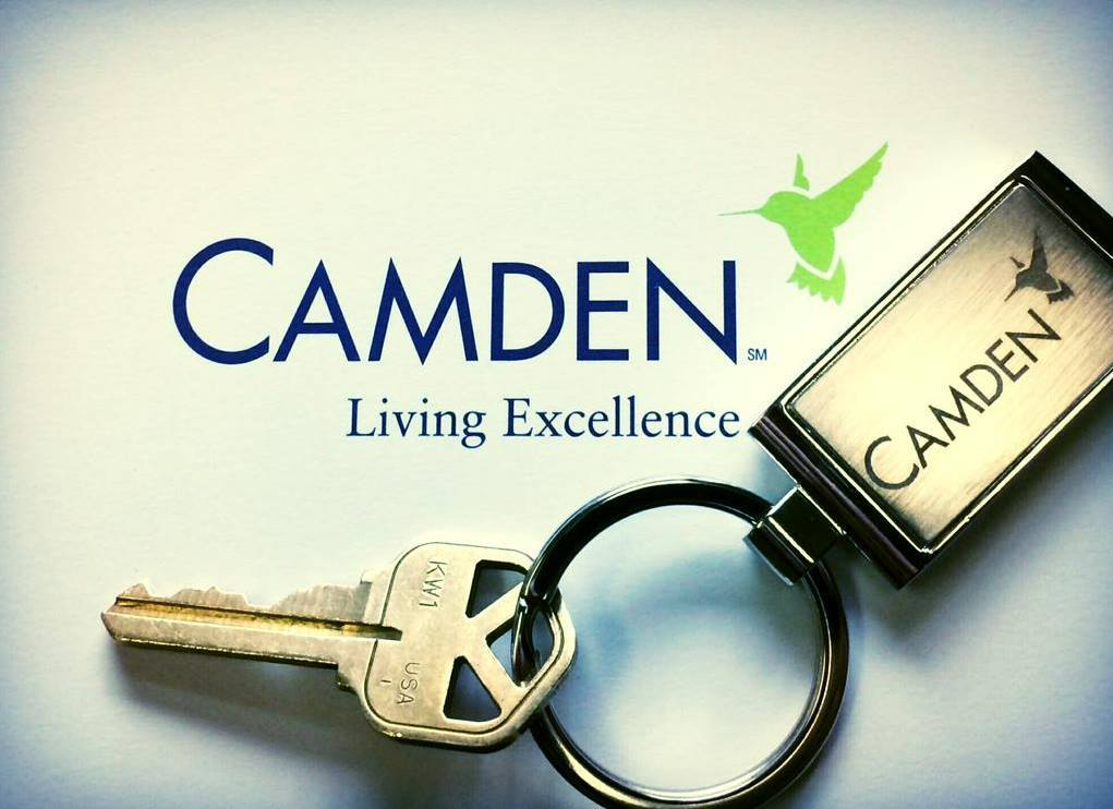 Camden Communities provide excellent service