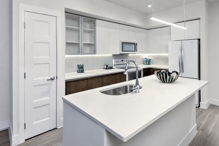 Camden NoMa II Kitchens