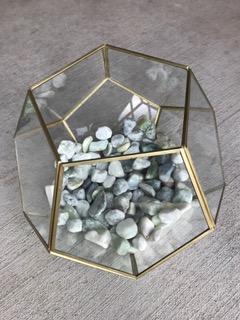 Simple DIY Succulent Terrarium