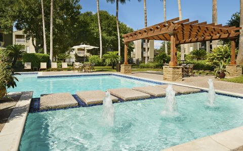 Camden Copper Ridge Apartments in Corpus Christi, Texas
