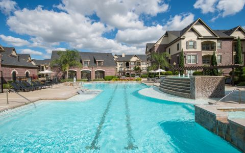 Camden Cypress Creek Apartments in Cypress, Texas