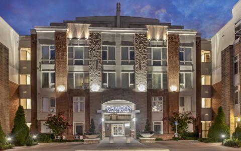 apartments for rent in fairfax va camden fairfax corner