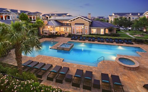 Camden Grand Harbor Apartments in Katy, Texas