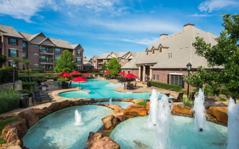 Camden Panther Creek Apartments in Frisco, Texas