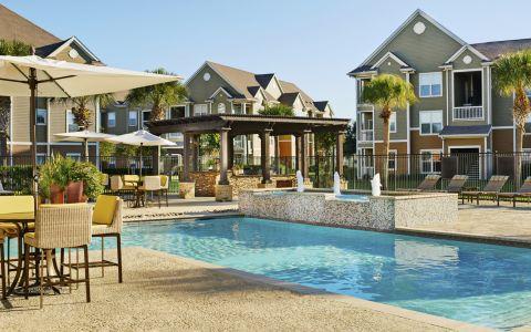 Camden South Bay Apartments in Corpus Christi, Texas