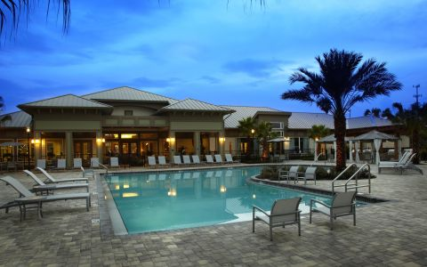 Camden Town Square Apartments in Kissimmee, Florida