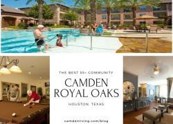 Camden Royal Oaks - The Best 55+ Community in Houston, Texas