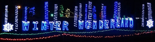 hillridge farms festival of lights holiday light display